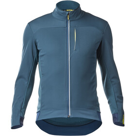 Mavic Essential Softshell Jacket Men majolica blue